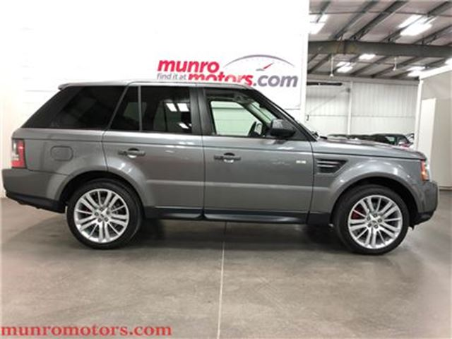 2011 LAND ROVER RANGE ROVER Sport HSE LUXURY Low Kms One Owner in St George Brant, Ontario