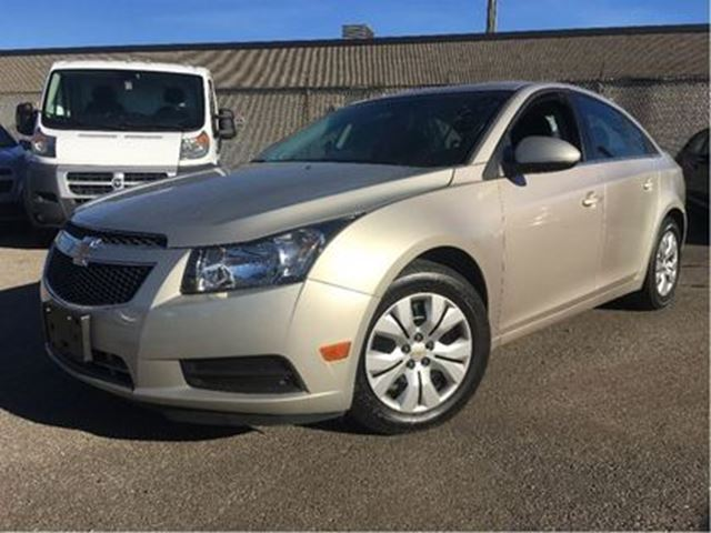 2014 CHEVROLET CRUZE 1LT BACK UP CAMERA CRUISE CONTROL in St Catharines, Ontario