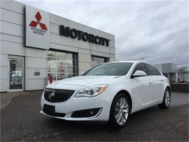 2015 BUICK Regal Turbo - Leather - Loaded - in Whitby, Ontario