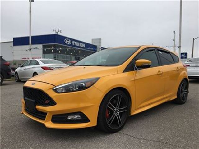 2016 FORD FOCUS ST in Brampton, Ontario