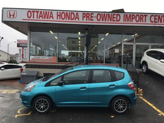 2014 HONDA FIT DX-A in Ottawa, Ontario