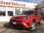2017 Toyota RAV4 LE AWD- BLUETOOTH, KEYLESS ENTRY in Toronto, Ontario
