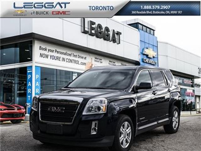 2015 GMC TERRAIN SLE, Fuel Saver, Alloy Wheels, Remote Entry & more in Rexdale, Ontario
