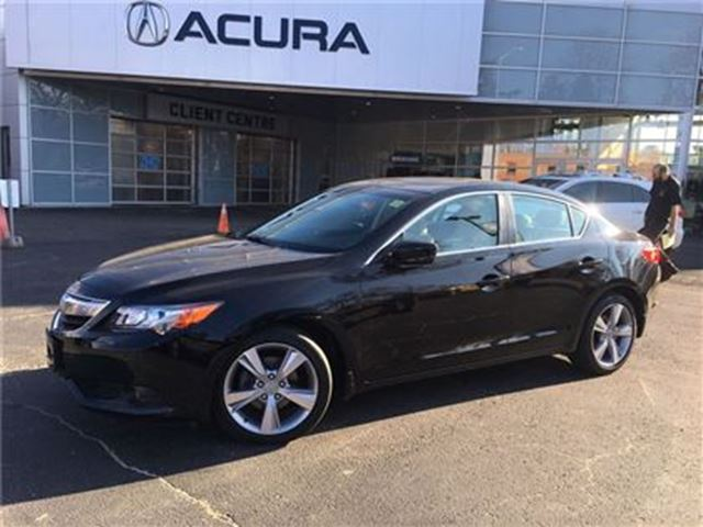 2014 ACURA ILX Base w/Premium Package in Burlington, Ontario