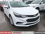 2017 Chevrolet Cruze Premier Auto   LEATHER   CAM   ONE OWNER in London, Ontario