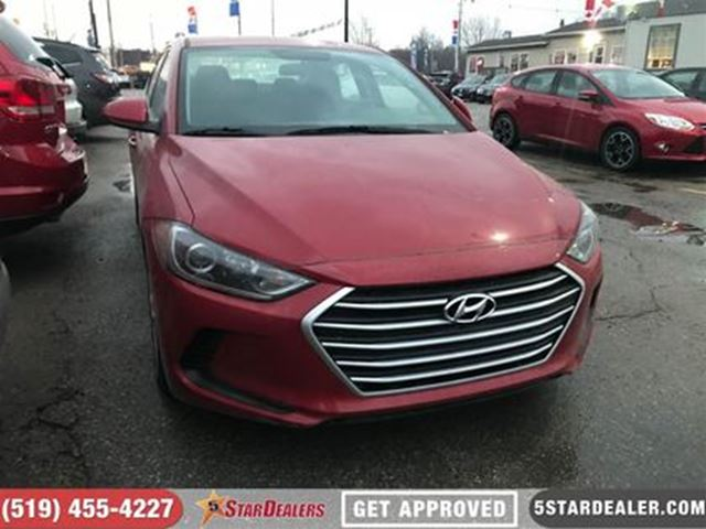 2018 HYUNDAI ELANTRA GL   ONE OWNER   HEATED SEATS   BLUETOOTH in London, Ontario