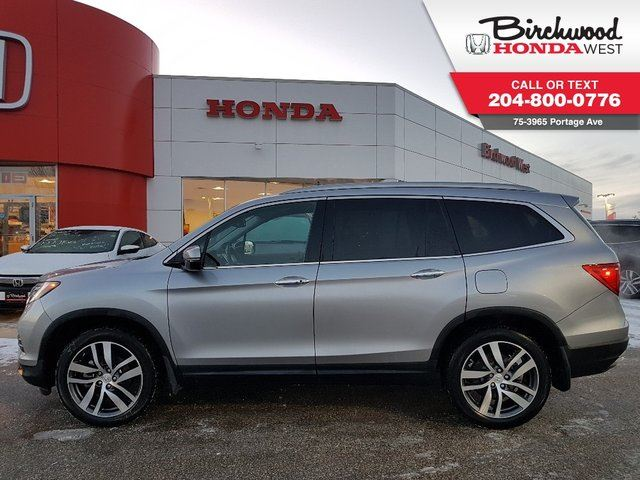 2017 HONDA PILOT Touring in Winnipeg, Manitoba
