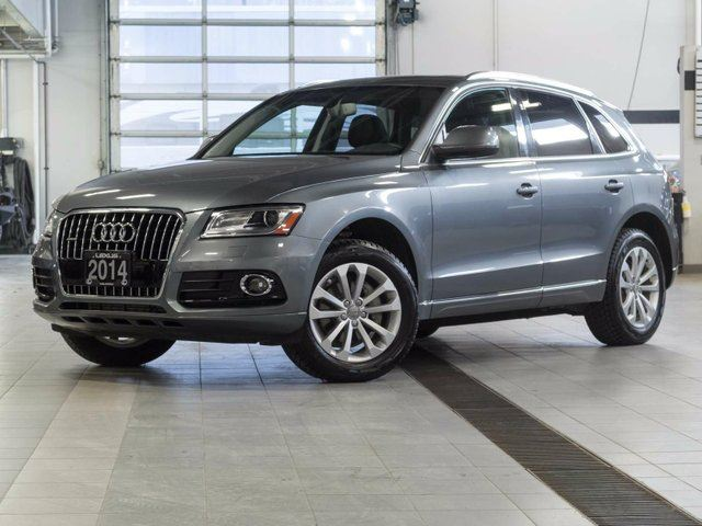 2014 AUDI Q5 Progressiv w/Navigation in Kelowna, British Columbia