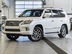 2013 Lexus LX 570 Ultra Premium w/Rear DVD and Pre Collision System in Kelowna, British Columbia