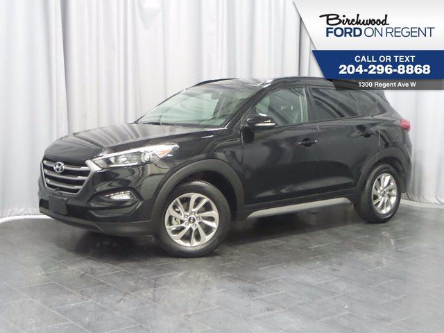 2017 HYUNDAI TUCSON Premium AWD*Leather/Sky Roof/Dual Zone Climate* in Winnipeg, Manitoba