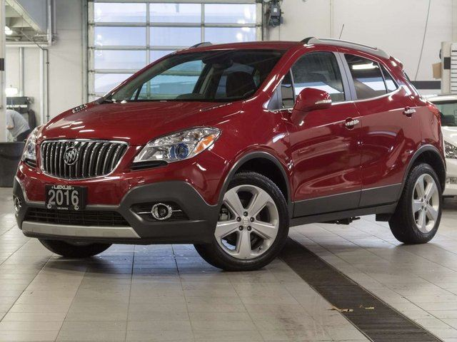 2016 BUICK ENCORE Leather Group in Kelowna, British Columbia
