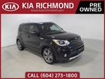 2017 Kia Soul EX Tech Harman Kardon Sound System Cooled Seat in Richmond, British Columbia