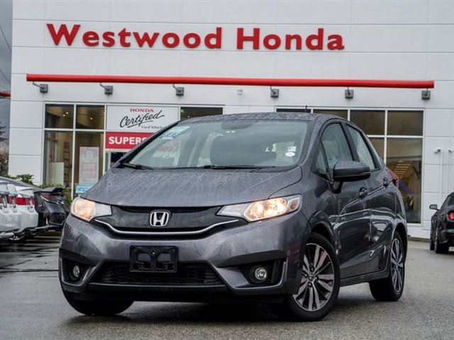 2015 HONDA FIT EX-L NAV in Port Moody, British Columbia