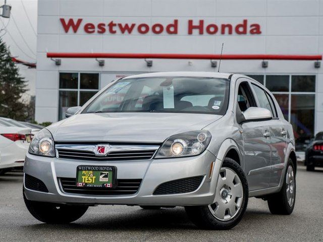 2008 SATURN ASTRA XE in Port Moody, British Columbia