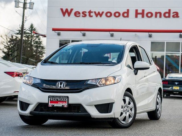 2015 HONDA FIT LX in Port Moody, British Columbia