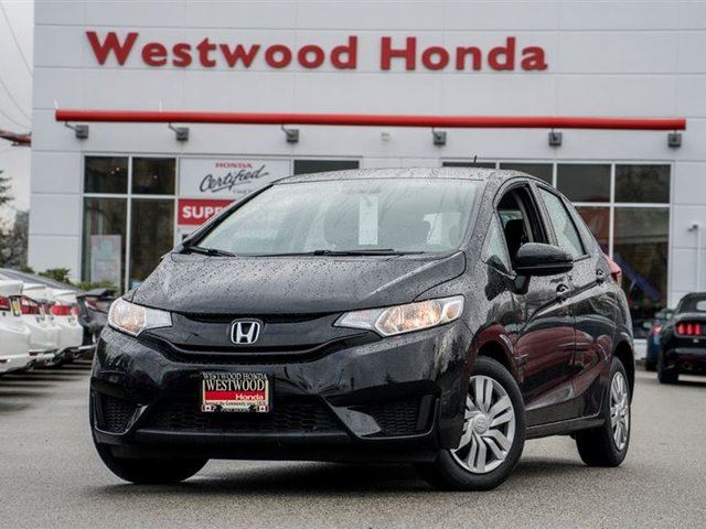 2016 HONDA FIT LX (CVT) in Port Moody, British Columbia