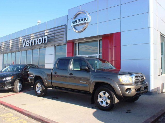 2010 TOYOTA TACOMA Double Cab Long Bed in Kelowna, British Columbia