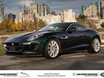 2015 Jaguar F-TYPE Coupe S at in Vancouver, British Columbia