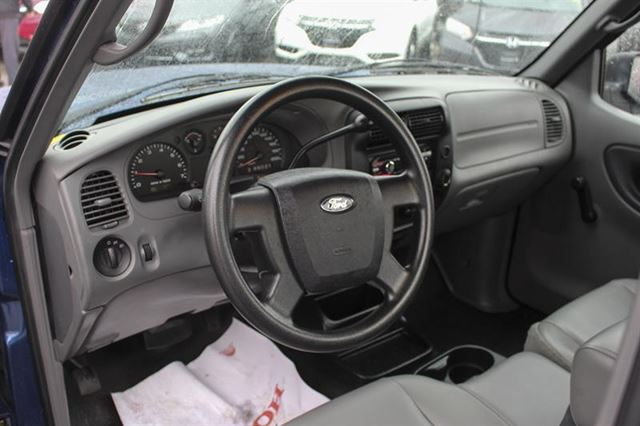 2009 FORD RANGER XL 2WD Reg Cab 112 in Victoria, British Columbia