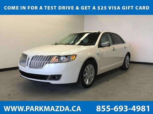 2012 LINCOLN MKZ - in Sherwood Park, Alberta
