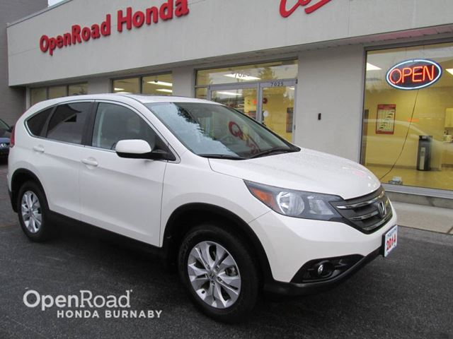 2014 HONDA CR-V EX-L in Burnaby, British Columbia