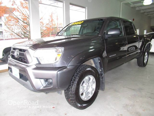 2015 Toyota Tacoma Standard Package in Port Moody, British Columbia