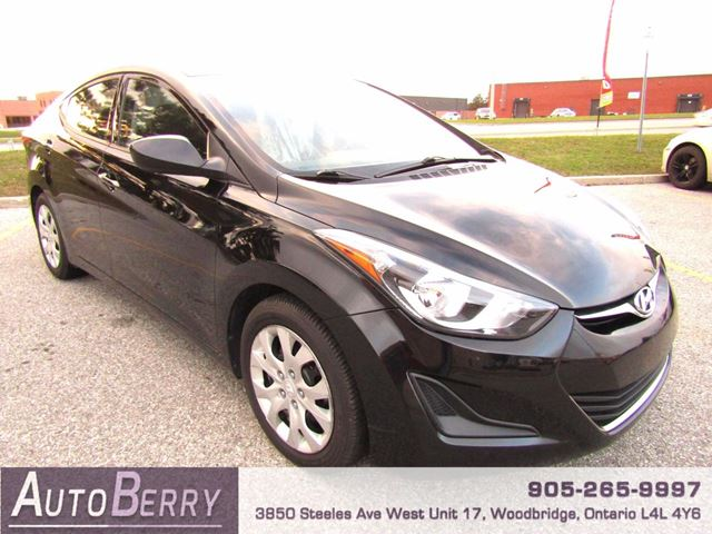2015 Hyundai Elantra SE - 1.8L in Woodbridge, Ontario