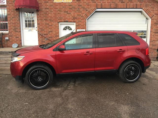 2013 Ford Edge SEL in Bowmanville, Ontario
