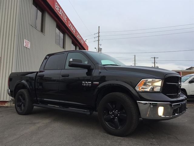 2017 DODGE RAM 1500 SLT in Brockville, Ontario
