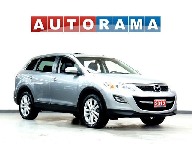 2012 Mazda CX-9 NAVIGATION BACKUP CAM LEATHER SUNROOF AWD in North York, Ontario