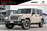 2016 Jeep Wrangler Unlimited Sahara in Woodbridge, Ontario