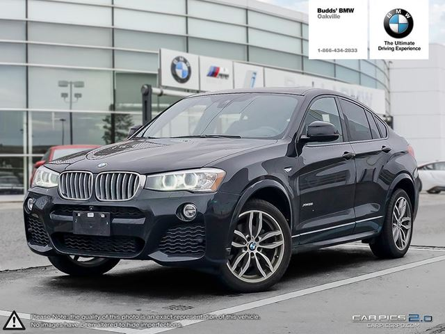 2017 BMW X4 xDrive28i in Oakville, Ontario