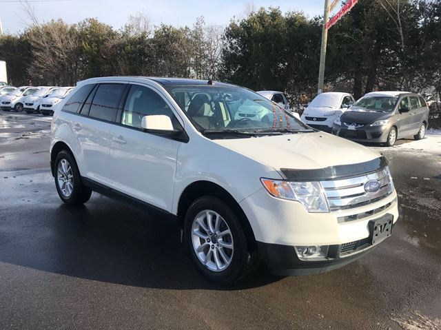 2009 Ford Edge 4dr SEL FWD in Ottawa, Ontario