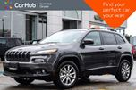 2018 Jeep Cherokee New Car North 4x4 V6 ColdWthrPkg Back-UpCam R-Start 17Alloys  in Thornhill, Ontario