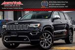 2018 Jeep Grand Cherokee New Car Overland 4x4 HighPerf.Audio BlindSpot Nav 20Alloys  in Thornhill, Ontario