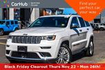 2018 Jeep Grand Cherokee New Car Summit 4x4 PanoSunroof Nav HeatSeats Harman/Kardon 20Alloys  in Thornhill, Ontario