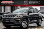 2018 Jeep Compass New Car Sport 4x4 9-SpeedAuto SportAppr,ColdWthrPkgs Back-UpCam 16Alloys  in Thornhill, Ontario