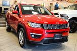2018 Jeep Compass New Car North 4x4 Nav,ColdWthr,Pop.EqmtPkgs R-Start Back-UpCam 17Alloys  in Thornhill, Ontario
