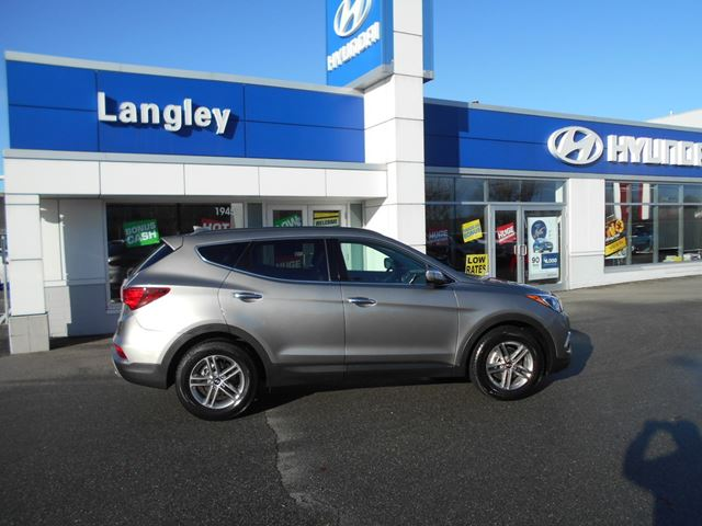 2017 Hyundai Santa Fe SE in Surrey, British Columbia