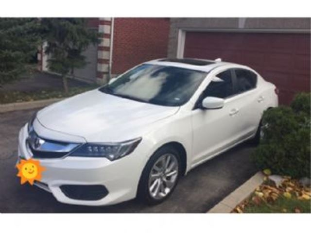 2017 ACURA ILX Technology Pkg w/Lease Guard in Mississauga, Ontario