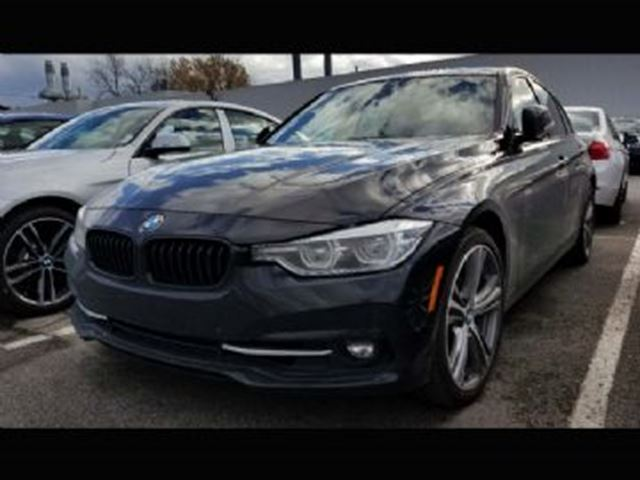 2017 BMW 3 SERIES 330 xDrive with Excess Wear Protection in Mississauga, Ontario