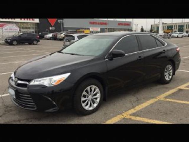 2015 Toyota Camry LE in Mississauga, Ontario