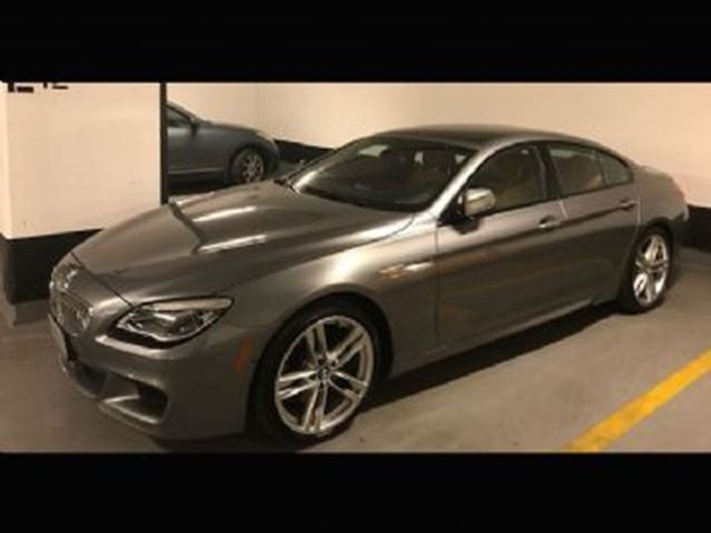 2017 BMW 6 SERIES 650i xDrive AWD Gran Coupe in Mississauga, Ontario