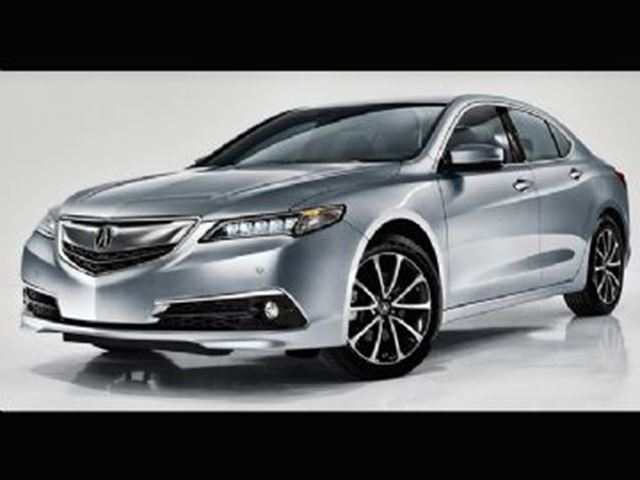 2015 ACURA TLX SH-AWD TECH PACKAGE in Mississauga, Ontario