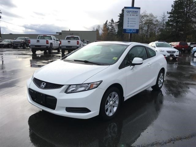2013 Honda Civic LX in Courtenay, British Columbia