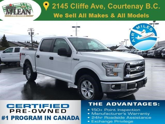2015 FORD F-150 King Ranch in Courtenay, British Columbia