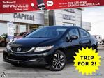 2014 Honda Civic EX in Edmonton, Alberta