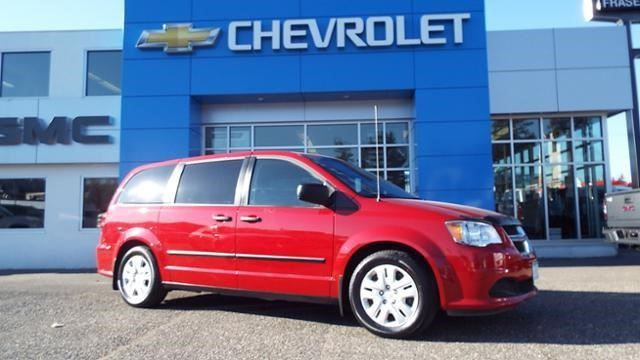 2014 DODGE GRAND CARAVAN SE in Quesnel, British Columbia