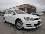 2017 Volkswagen Golf 1.8 TSI, HTD. SEATS, BT, CAMERA, 38K! in Stittsville, Ontario