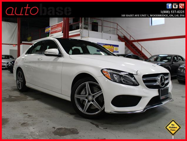2015 Mercedes-Benz C-Class C300 4MATIC PREMIUM | SPORT  in Woodbridge, Ontario